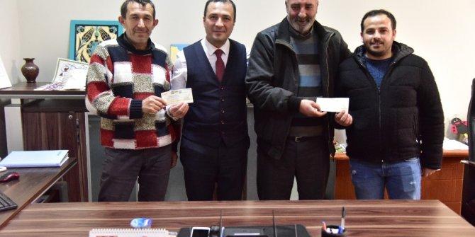 Bilecik Belediyesi'nden Amatör Spor Kulüplerine yılın ilk desteği