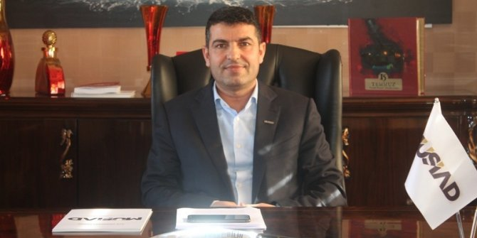 Müsiad Şırnak Temsilciliğine Yusuf Bilin seçildi
