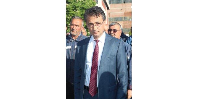 Niğde Türk-iş il temsilciliğinde görev değişimi