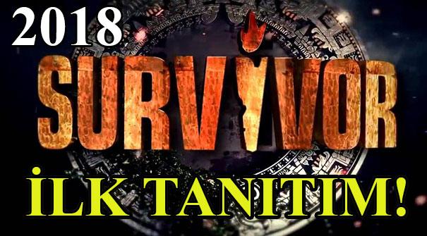 2018 - Survivor'ın tanıtım fragmanı yayınlandı! Peki Survivor ne zaman başlayacak?