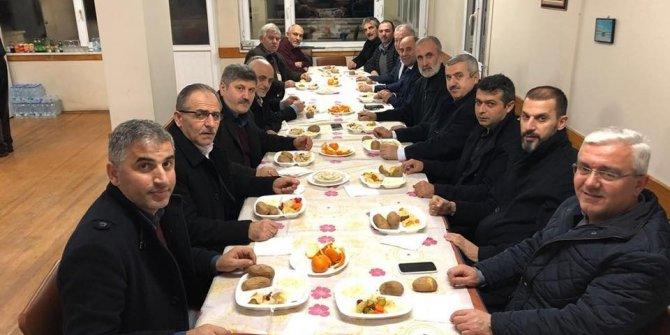 Körfez Belediye Başkanı İsmail Baran Din görevlileri ile buluştu
