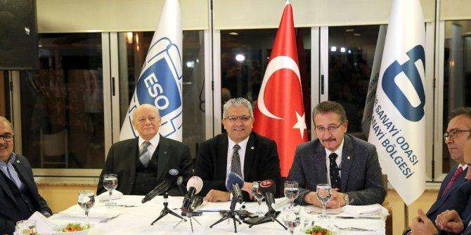 ESOB Başkanı Küpeli'den iddialarla ilgili açıklama