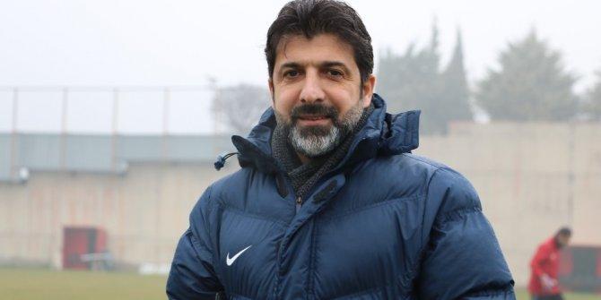 """Oktay Derelioğlu: """"Yenilmekten korkmuyoruz"""""""
