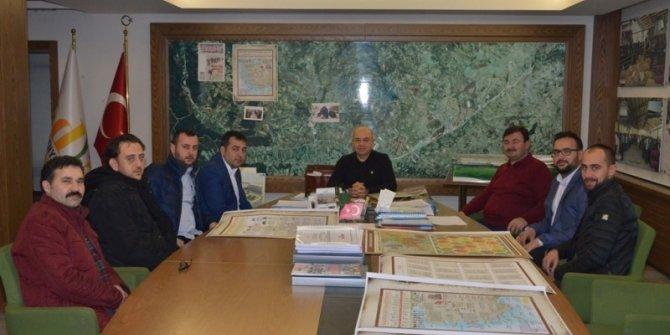 Gediz Belediye Başkanı Saraoğlu: İlçe esnafının her zaman yanındayız
