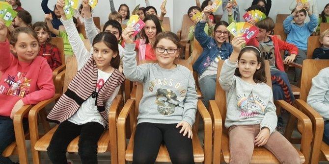Serdivan Çocuk Akademisi'nde güz dönemi finali