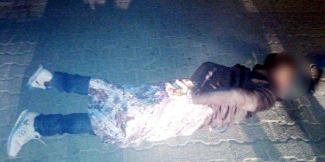 Midyat'ta eşarplı ve etekli suç makinesi tutuklandı