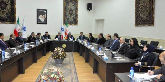 Vali Elban, İran'da sınırımıza yakın illeri ziyaret etti