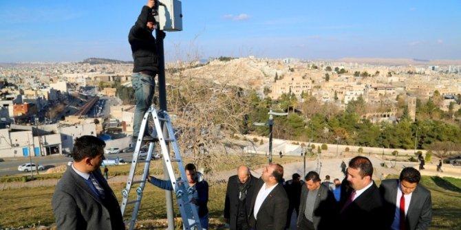 Şanlıurfa'da tarihi alanlar 24 saat kamera ile takip edilecek
