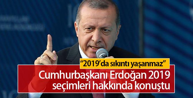 Cumhurbaşkanı Erdoğan 2019 Seçimleri İçin Neler Söyledi