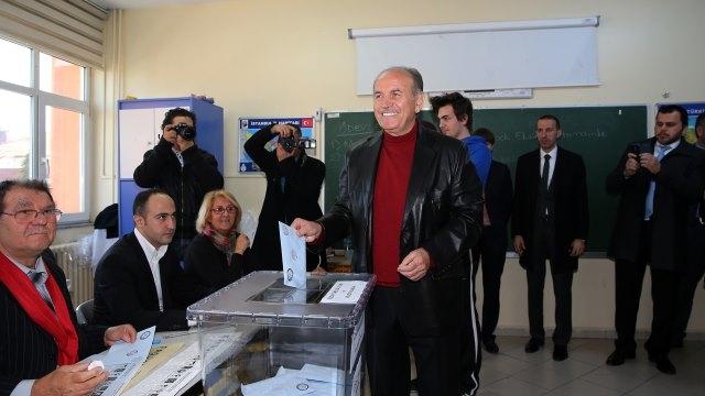 En Yüksek Oy Oranı Sultanbeyli'den