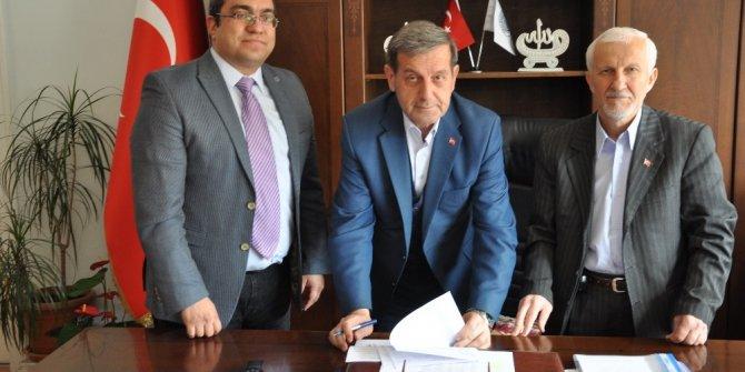 Simav Belediyesi, TMMOB ile asansör protokolü imzaladı
