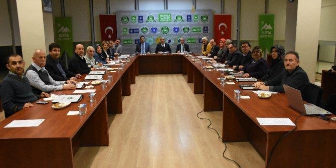 """Çepni: """"3 milyon Bursalıyız"""""""