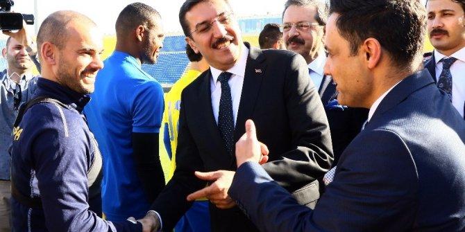 """Bülent Uygun: """"Yeni sezonda Türkiye'den hocalar da Katar'da olacak"""""""