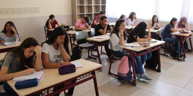 Nevşehir'de 56 bin 126 öğrenci karne alacak