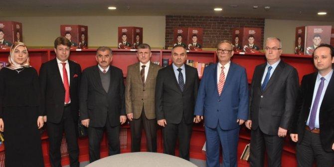 Kitaplar tüm Türkiye'ye dağıtılacak