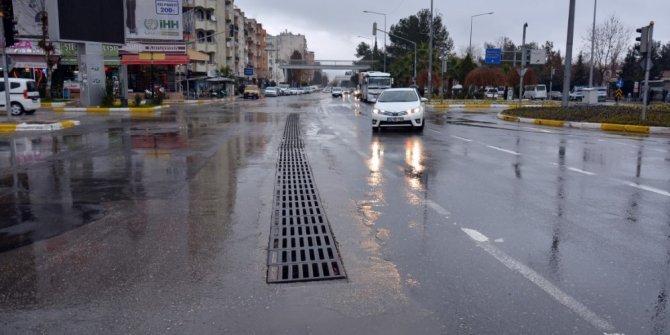 Alt yapı çalışmaları sayesinde yollarda su kalmadı