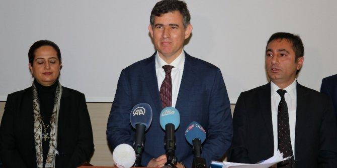 """Feyzioğlu: """"Ümit Kocasakal'ın yolu açık olsun"""""""