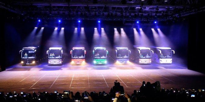 Tourismo otobüsü yenilendi