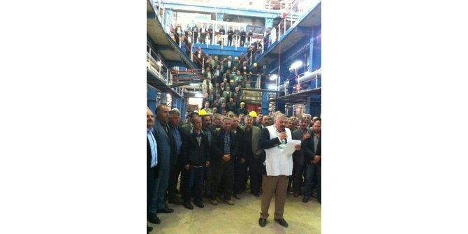 Başkan Yavuz Şahin'den kadro talebi