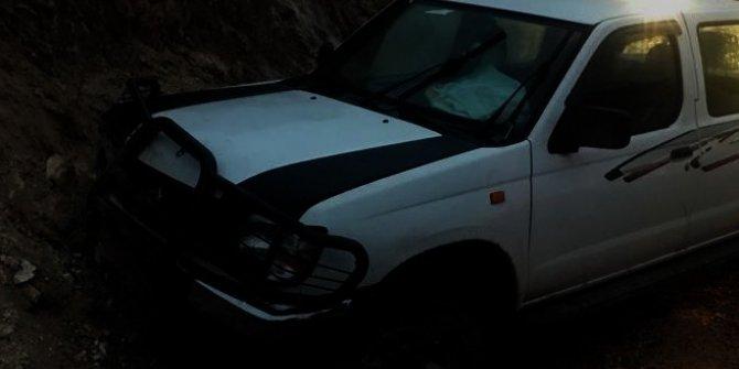 Midyat-Dargeçit arası trafik kazası: 5 yaralı
