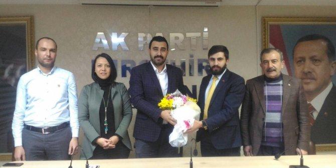 AK Parti Gençlik Kollarında değişim