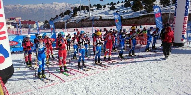 Dağ Kayağı Milli Takım Aday  Kampı  Ergan Dağı'nda yapılacak