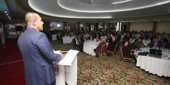 ÇBB'den taşerona kadro bilgilendirme toplantısı