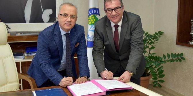 Salihli'de iş yeri uygulama eğitim protokolü imzalandı