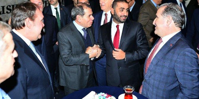"""Dursun Özbek: """"Türkiye, 2024 ev sahipliğini hak ediyor"""""""