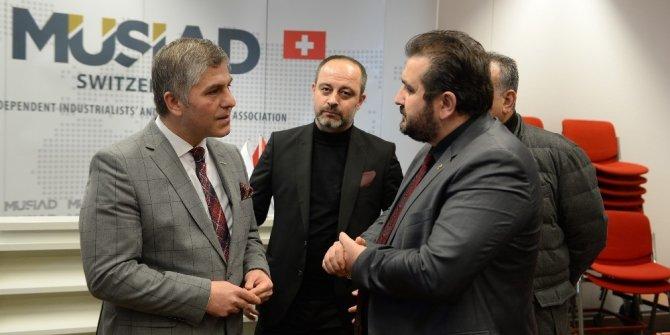 Bursa ile İsviçre ticaret köprüsü güçleniyor