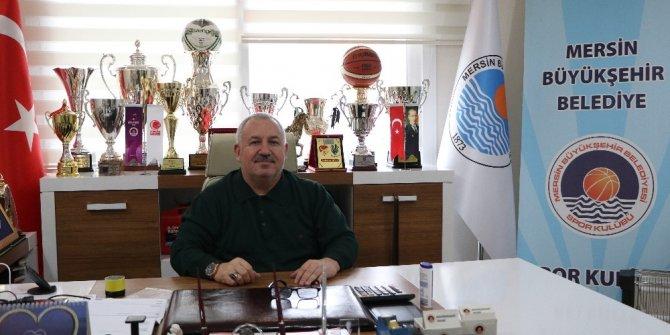 Mersin Büyükşehir Belediyespor'da hedef final oynamak