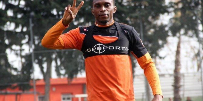 """Uche Kalu: """"Süper Lig yolunda da emin adımlarla yürüyeceğiz"""""""