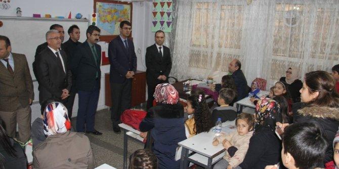 Başkan Kartal öğrencileri yalnız bırakmadı