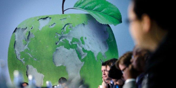 Gıda ve Tarım Küresel Forum'u Berlin'de başladı