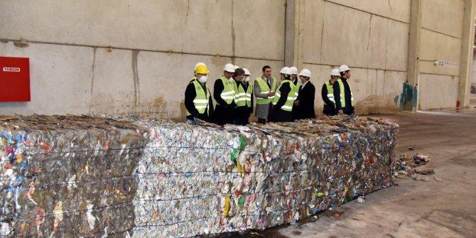 Manisa'nın çöpünden elektrik üretilecek