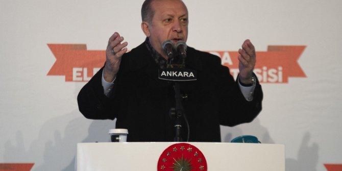 Cumhurbaşkanı Erdoğan, yarın Uşak'a geliyor