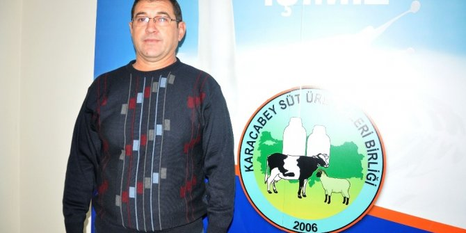Süt üreticisine iyi haber