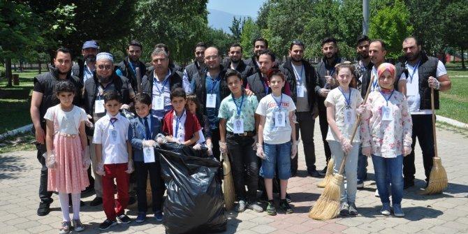 İnegöl 15 bin 500 Suriyeliye kucak açtı