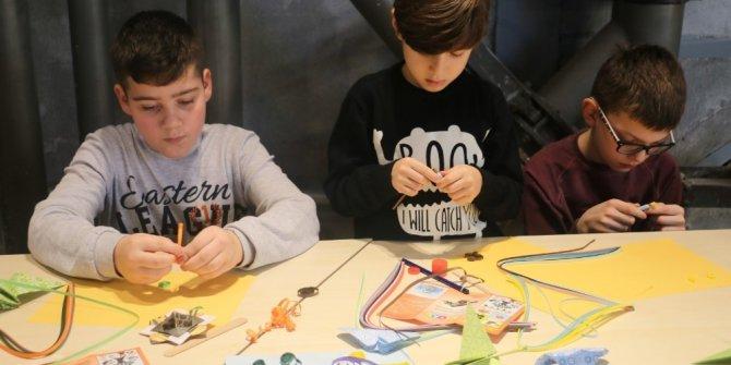 Seka Kağıt Müzesi yarı yıl tatilinde öğrencileri bekliyor