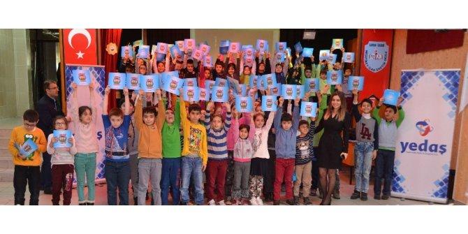 Enerji tasarrufunun püf noktaları çocuklara anlatıldı