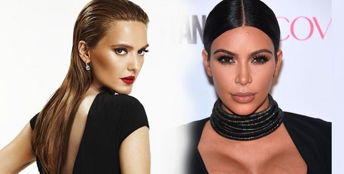 Demet Akalın Kim Kardashian'a Ne Yaptı