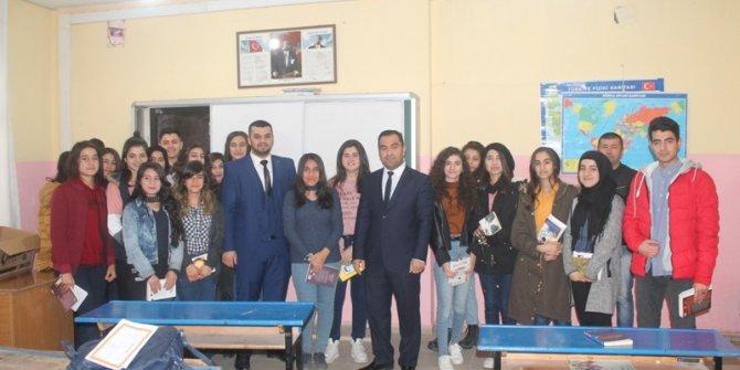 Karadeniz'den Silopi'ye kitap desteği
