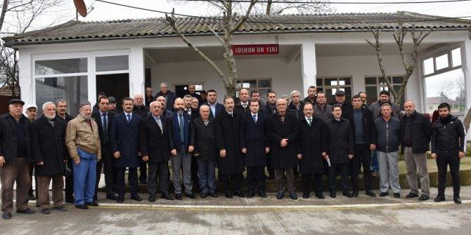 Başkan Yılmaz Afrin harekatı için dua istedi