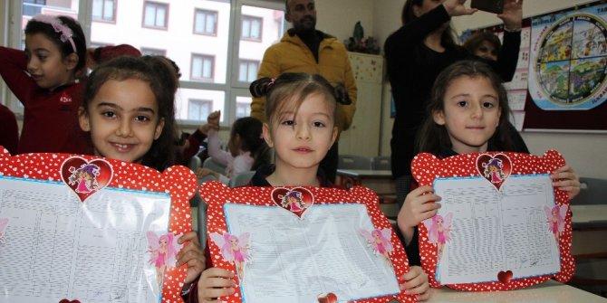 Amasya'da 53 bin 205 öğrenci karne aldı