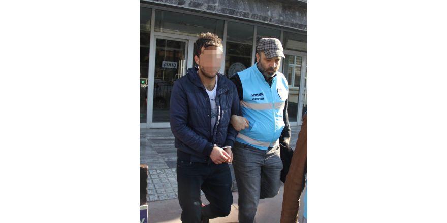 Bıçak zoruyla tecavüz iddiasına gözaltı