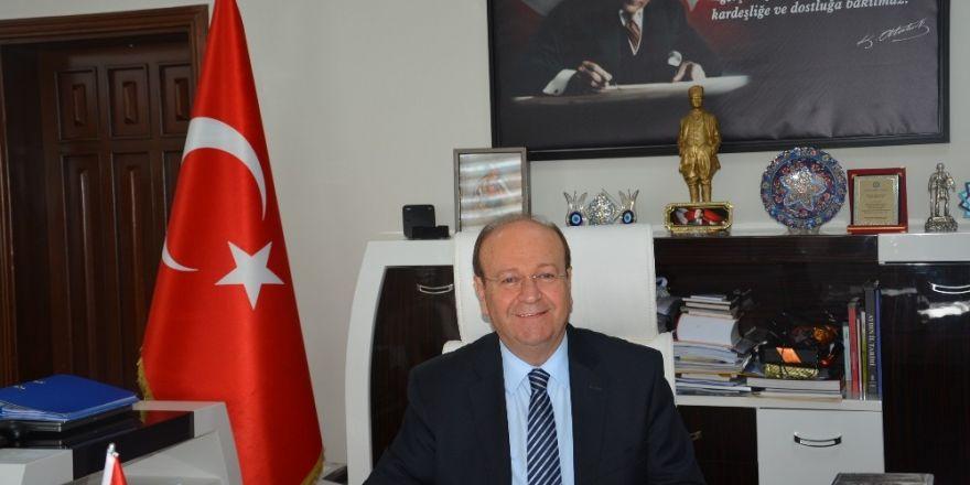 Başkan Özakcan'ın 12 Mart İstiklal Marşı'nın kabul edilişinin 96. yıl dönümü mesajı