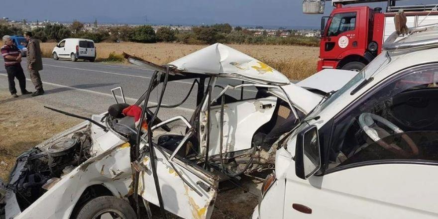 Aydın'da 372 trafik kazasında 5 kişi öldü, 197 kişi yaralandı