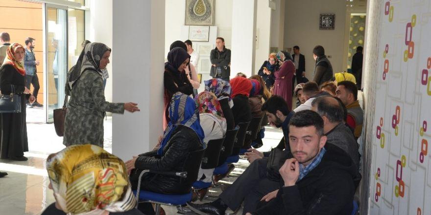 50 kişinin alınacağı kursa 160 kişi başvurdu
