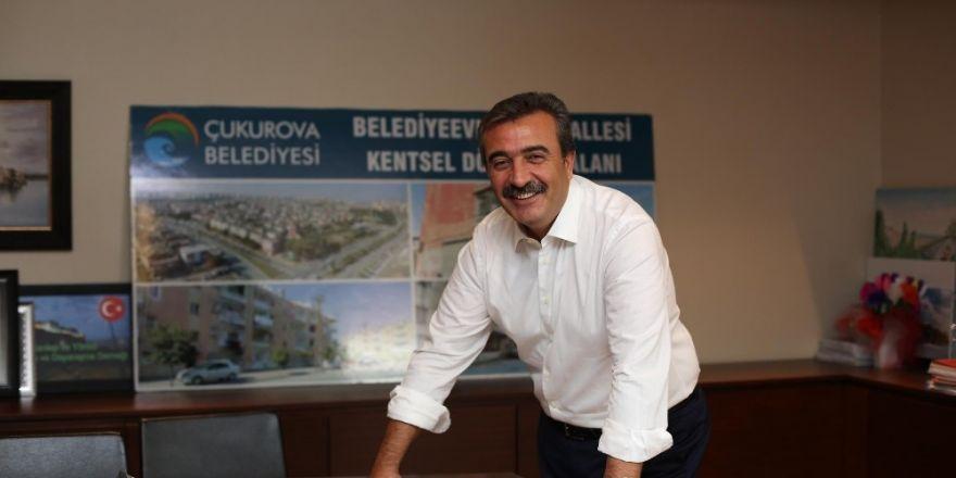 """Çetin: """"Adana'nın örnek projesi için her şey hazır"""""""