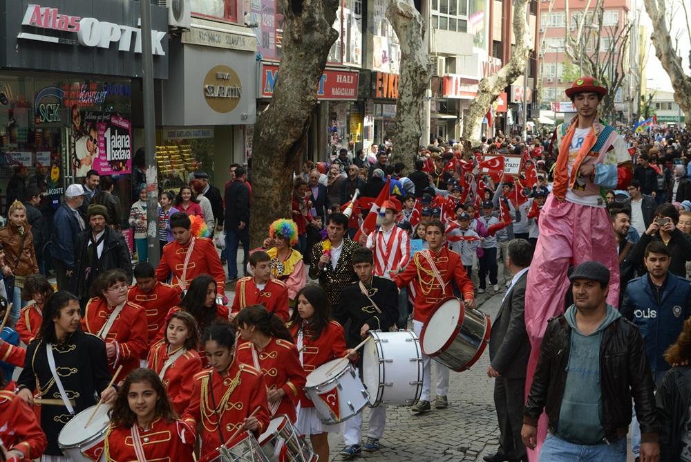 Pendik'te Çocuk Festivali